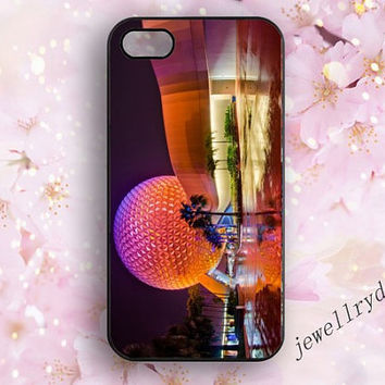Disney iPhone case,Epcot Ball iPhone 4/4S case,Epcot Spaceship Earth iphone5/5s case,Disney samsung galaxy s3 s4 s5 case,Future World Show