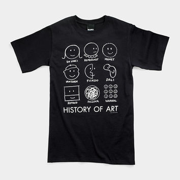 History of Art T-Shirt | MoMA
