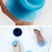 Suction Hanger - Blue