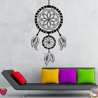 Wall Stickers Dreamcatcher Dream Catcher Good Dreams Decor For Bedroom Unique Gift (z2159)