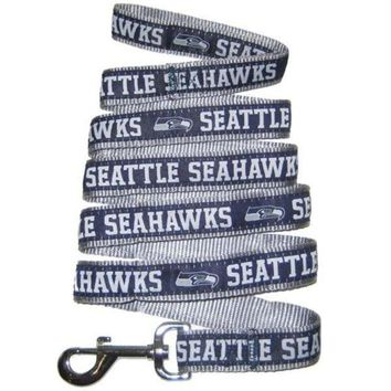 LMFON Seattle Seahawks Pet Leash