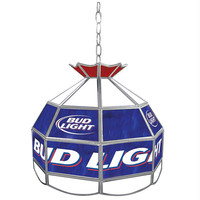 Bud Light 16 inch Bud Light Tiffany Lamp Light Fixture
