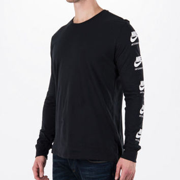 Men's Nike Internatonalist Long-sleeve T-shirt | Finish Line