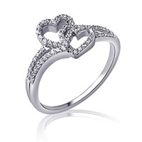Promise Rings - Shop Gold, Diamond, Heart, Solitaire and Three Stone Promise Rings at Zales - The Diamond Store