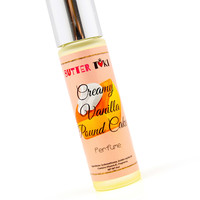 CREAMY VANILLA POUND CAKE Roll On Oil Based Perfume 9ml