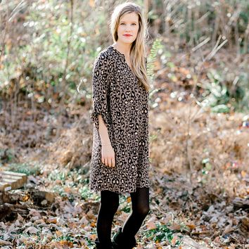 On the Wild Side Tunic/Dress