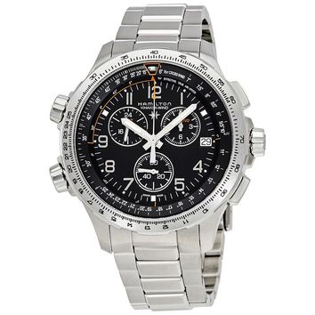 Hamilton Khaki Aviation X-Wind Chronograph Mens Watch H77912135