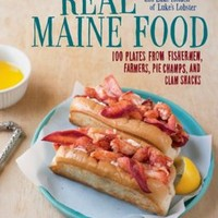 Real Maine Food, Non-Fiction Books