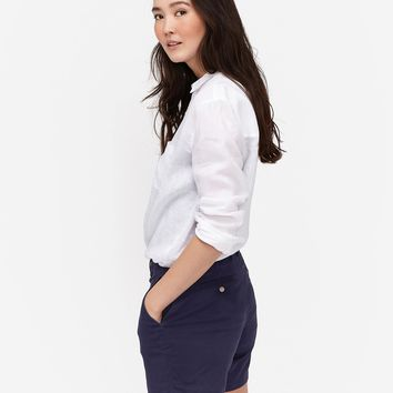 Cruise French Navy Chino Shorts | Joules US