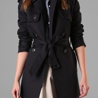 Emma Trench Coat