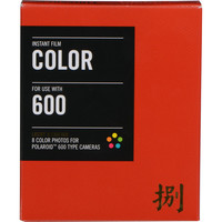 Color Film for Type 600 Polaroid Cameras (Lucky 8 Edition, 8 Exposures)