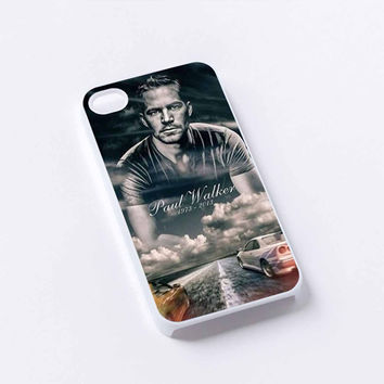 Rip paul walker iPhone 4/4S, 5/5S, 5C,6,6plus,and Samsung s3,s4,s5,s6