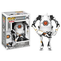 Portal P-Body Pop! Vinyl Figure #246