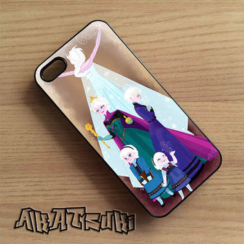 Disney Frozen Princess Elsa Phone case - iphone 4/4s,iPhone 5/5s,iPhone 5c,iPod Touch 4/5,Samsung Note,Samsung Galaxy S2/S3/S4/s5 case