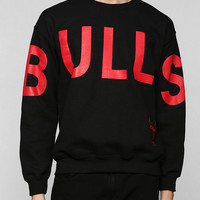 Chicago Bulls Pullover Sweatshirt - Urban Outfitters