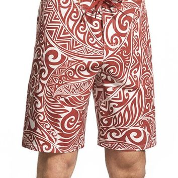Men's Quiksilver Waterman Collection 'Nebula' Board Shorts,