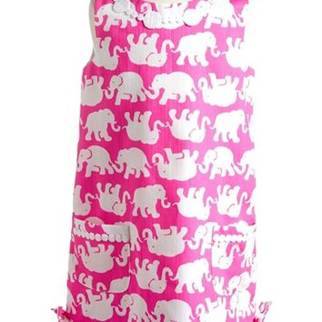 Girl's Lilly Pulitzer 'Little Lilly' Shift Dress