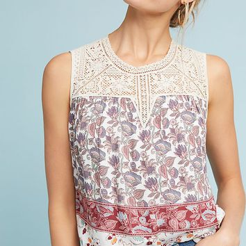 Laced Eleanor Blouse