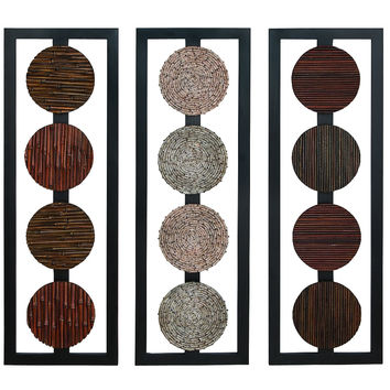 Wood Wall Panel 3 assorted Anytime Wall Decor Refresh