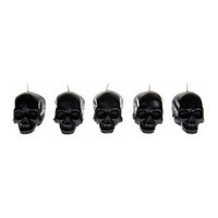 D.L.&CO.  Momento Mori Set Mini Skull candle set - Lifestyle
