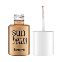Sun Beam Golden-Bronze Liquid Highlighter - Benefit Cosmetics | Sephora