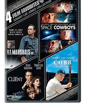 Various - 4 Film Favorites: Tommy Lee Jones (U.S. Marshals, The Client, Space Cowboys, Cobb)