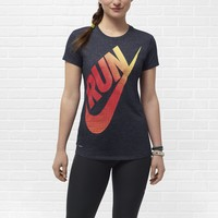 Check it out. I found this Nike Cruiser Swoosh Flag Women's Running T-Shirt at Nike online.
