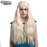 Cosplay Wigs USA™ Inspired By Character Game of Thrones - Daenerys Targaryen/Khaleesi (Lace Front version) -00542