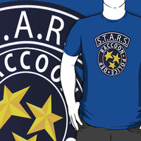 The Raccoon City Police Department (RPD for short) by OBEY ZOMBIE