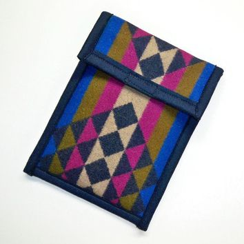 $28.00 Nook Sleeve Cover Case Pendleton Wool by timberlineltd on Etsy