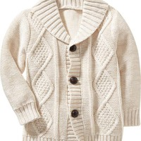 Old Navy Shawl Collar Cardigan For Baby
