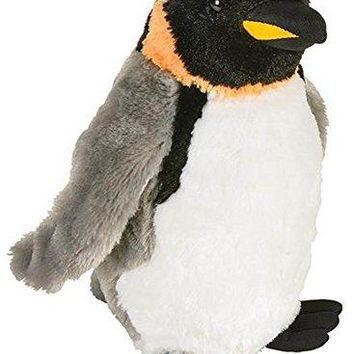 "Wildlife Tree 10"" Emperor Penguin Stuffed Animal Plush Floppy Zoo Animal Den Collection"