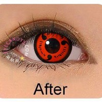 GEO Cosplay Red CP-S1 Contact Lens