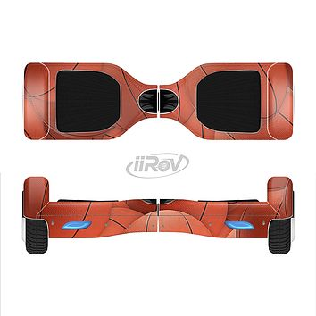 The Basketball Overlay Full-Body Skin Set for the Smart Drifting SuperCharged iiRov HoverBoard