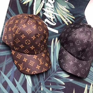 LV Louis Vuitton Fashionable Sports Sun Hat Baseball Cap Hat