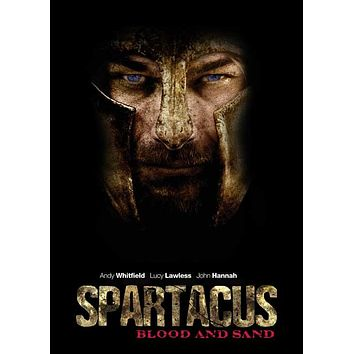 Spartacus: Blood and Sand 27x40 TV Poster (2010)