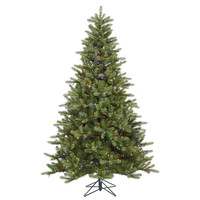 Vickerman A124457LED Green King Spruce Christmas Tree 5.5-foot