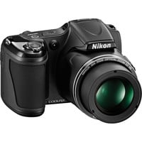 Used Nikon COOLPIX L820 Digital Camera (Black) 26402B B&H Photo | B&H Photo Video