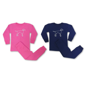 Bird Dog Solid Sleepwear