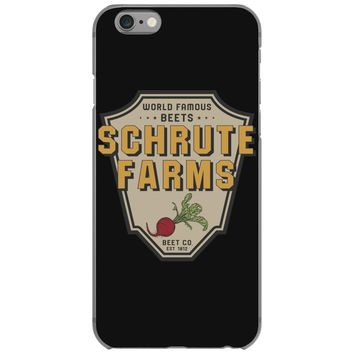 World Famous Beets Schrute Farms iPhone 6/6s Case