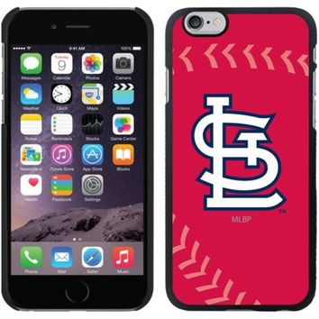 St. Louis Cardinals iPhone 6 Stitch Thinshield Case