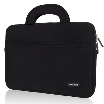 Chromebook Case amCase 11.6 to 12 inch Sleeve/Case for Acer Chromebook 11 C72...