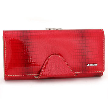 Leather Ladies Bags Fashion Wallet [9248518852]