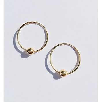 Single Ball Hoops/M