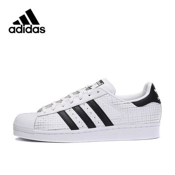 Original New Arrival Authentic Adidas Superstar Men's Skateboarding Shoes Sneakers