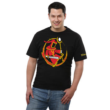 Magicka Fire T-Shirt - Black,