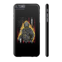 Fire fighter Phone Case