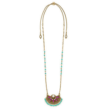 Jaipur Convertible Pendant Necklace