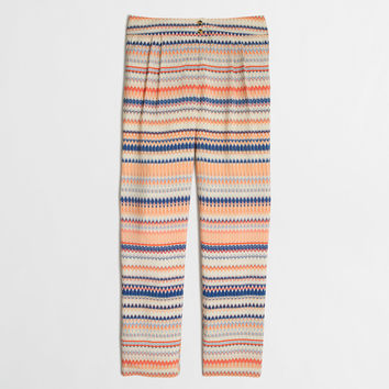 Factory printed drapey beach pant : Cover-Ups | J.Crew Factory