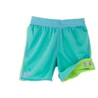 Under Armour Girls Toddler UA Reversible Shorts